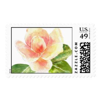Sello de la magnolia