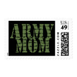 Sello de la mamá del ejército