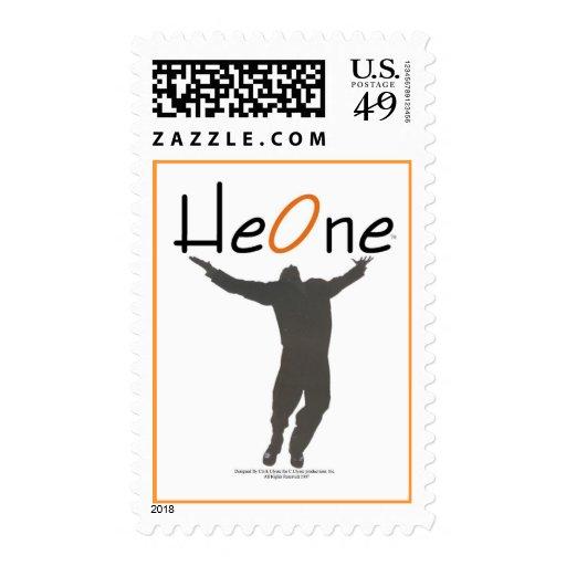 Sello de la marca de HeOne