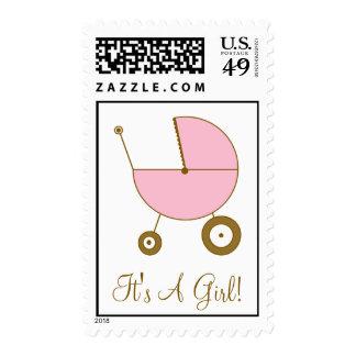 sello de la niña