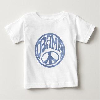 Sello de la paz de Obama Camisas