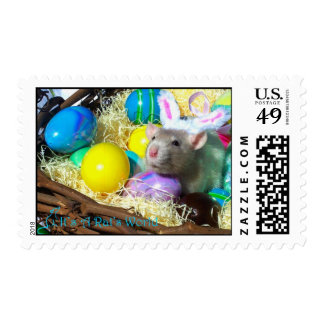 Sello de la rata de Pascua