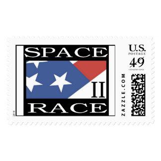 Sello de la raza II del espacio