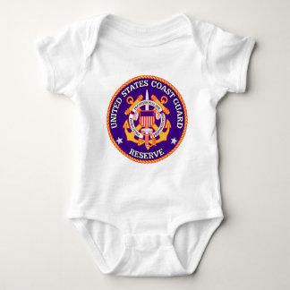 Sello de la reserva de USCG Camisas
