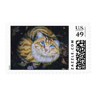 Sello de la roca del gato de Lucy