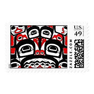 Sello de la tribu de Sitka