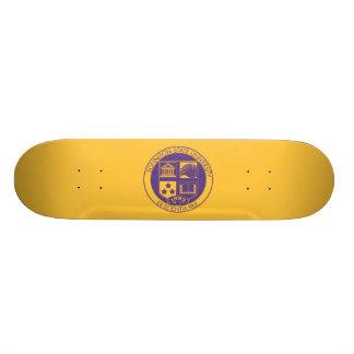 Sello de la universidad de estado de Sonniton - pú Skate Boards