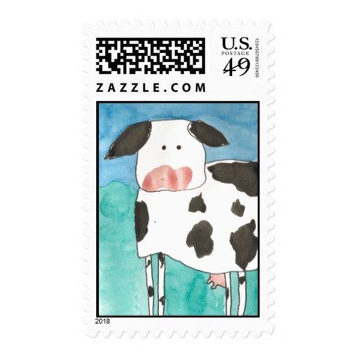 Sello de la vaca
