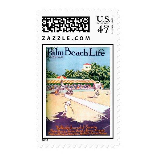 Sello de la vida #12 del Palm Beach