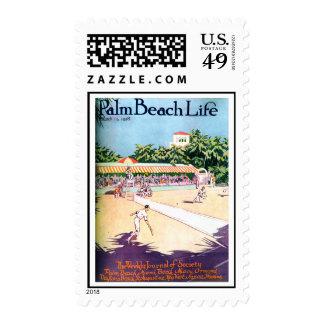 Sello de la vida 12 del Palm Beach
