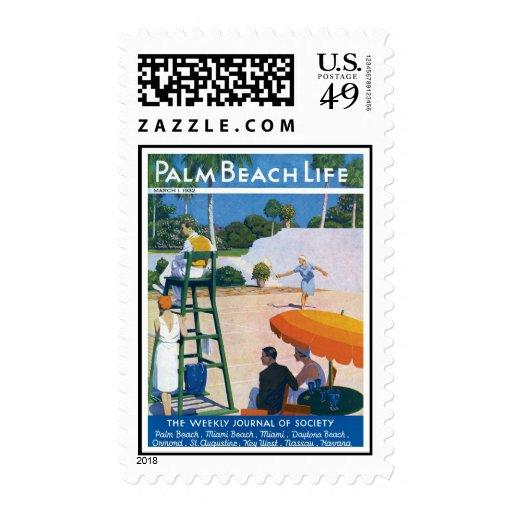 Sello de la vida #14 del Palm Beach