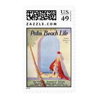 Sello de la vida 18 del Palm Beach