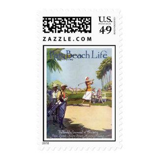 Sello de la vida 20 del Palm Beach