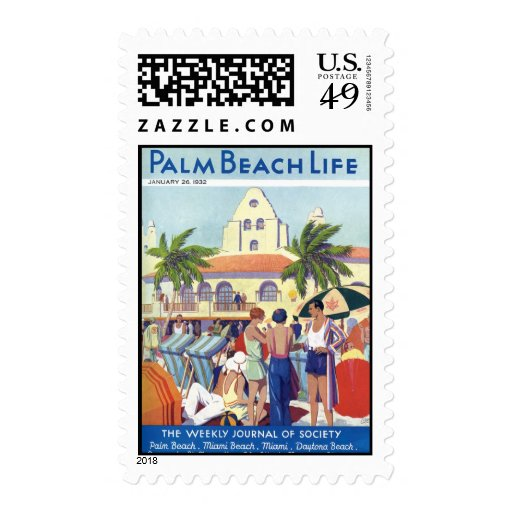 Sello de la vida #8 del Palm Beach