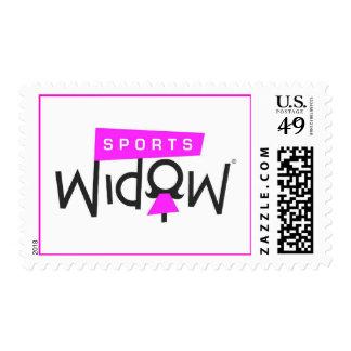 Sello de la viuda de los deportes