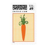 Sello de la zanahoria de la guinga