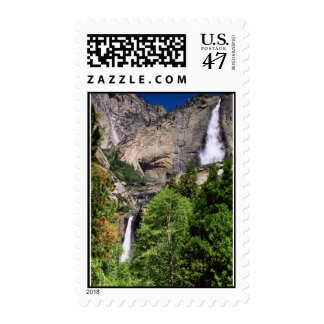 Sello de las cataratas de Yosemite 2002