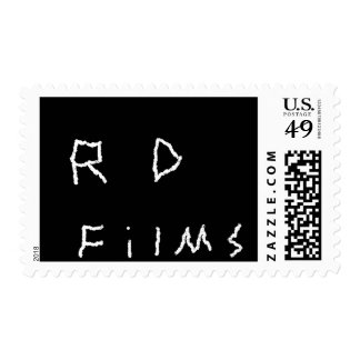 Sello de las producciones de las películas del RD
