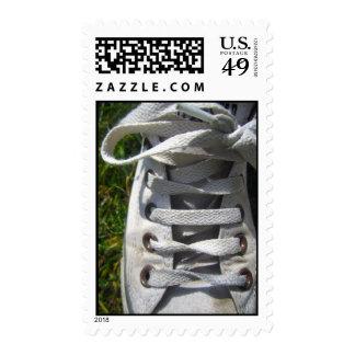 Sello de las zapatillas de deporte/de los instruct