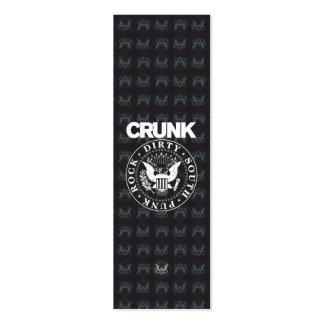 Sello de Lil Jon Crunk Tarjeta Personal