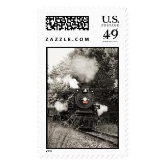Sello de los 1293 de vapor E.E.U.U. del motor para