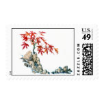 Sello de los bonsais del arce rojo de PMACarlson