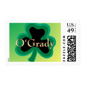 Sello de los E.E.U.U. de la familia de O'Grady