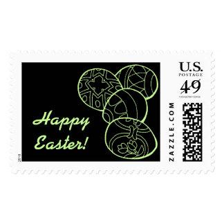 Sello de los E.E.U.U. de los huevos de Pascua del