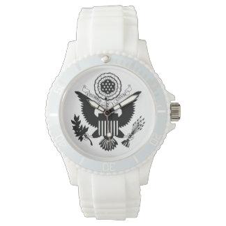 Sello de los E.E.U.U. Reloj