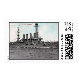 Sello de los E.E.U.U. - USS Tennessee