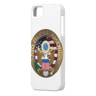 Sello de los Estados Unidos de América - dios iPhone 5 Cobertura