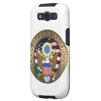 Sello de los Estados Unidos de América - dios Samsung Galaxy S3 Funda