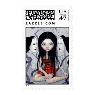 """Sello de los """"fantasmas anónimos"""""""