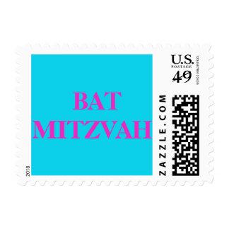 Sello de Mitzvah del palo