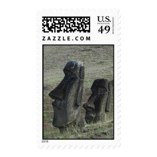 Sello de Moai