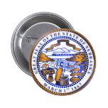 Sello de Nebraska Pin