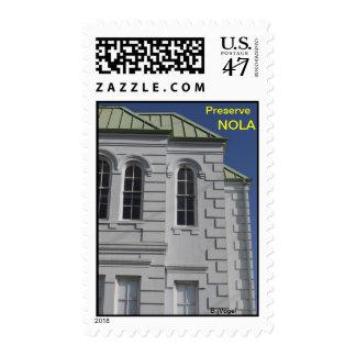 Sello de New Orleans del coto