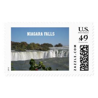 Sello de Niagara Falls