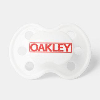 Sello de Oakley Chupete