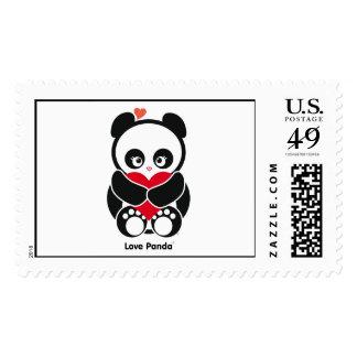 Sello de Panda® del amor