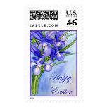"""Sello de """"Pascua feliz"""" del ramo del iris"""