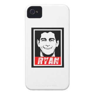 SELLO DE PAUL RYAN - .PNG iPhone 4 CARCASA