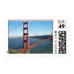 sello de puente Golden Gate