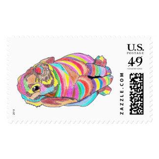 Sello de Rainbowbunny (correo del poste)