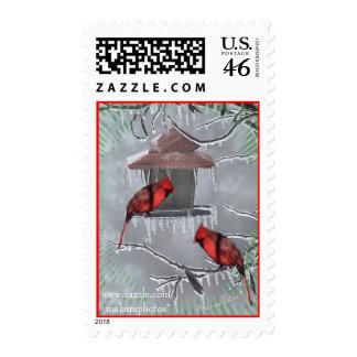 Sello de Redbird