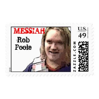 Sello de Rob Poole