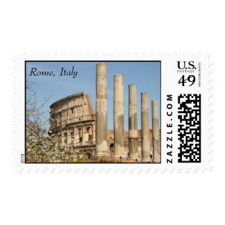 Sello de Roma, Italia