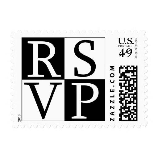 Sello de RSVP
