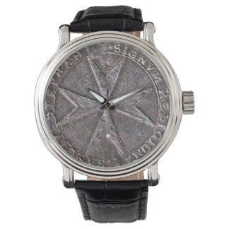 Sello de St Stephen Toscana Medici Reloj