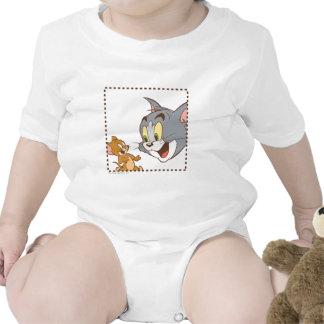 Sello de Tom y Jerry Camiseta